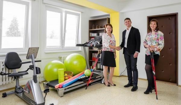 Nové Boleslavsko solidární: podpora projektu Cvičení pro seniory