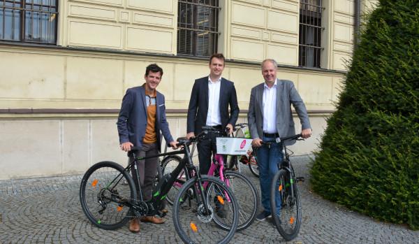 Nové Boleslavsko bezpečné a inovativní: nová elektrokola městu Mladá Boleslav