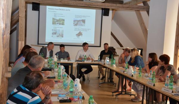 Nové Boleslavsko pro lidi: diskuze k rozvoji Mladoboleslavského regionu