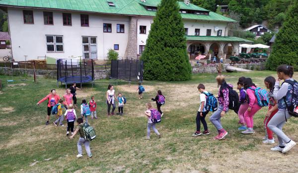 Nové Boleslavsko solidární: rekreačně-výchovný tábor pro děti, které jsou v péči OSPOD