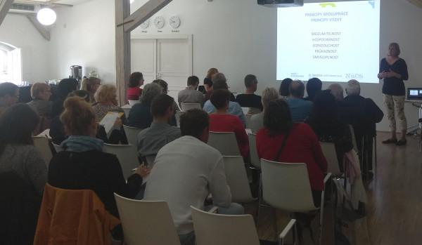 Nové Boleslavsko aktivnější: seminář pro žadatele grantové výzvy
