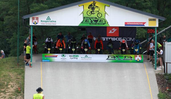 Závodníci BMX předvedli v Benátkách strhující podívanou