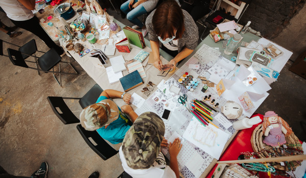 Festival nápadů a kreativity podruhé v Pluhárně