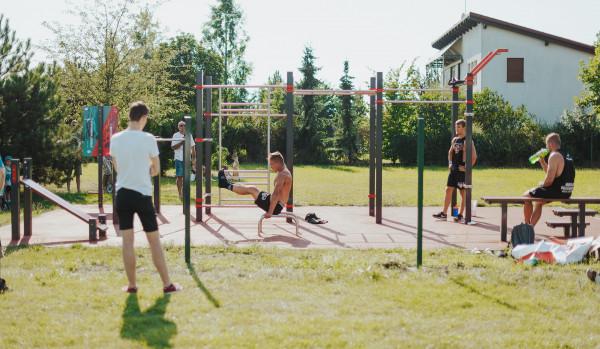 Grantová výzva pro dobrou věc i aktivní životní styl