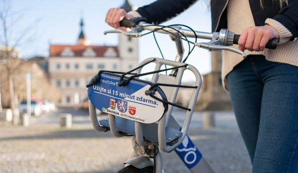Sdílená kola nextbike slaví na Mladoboleslavsku rok!